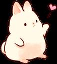 :bunnyheart: