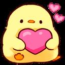 :chickhear2: