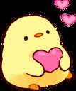 :chickheart:
