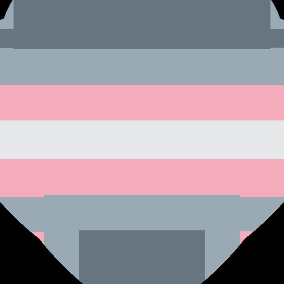 :demigirl_pride_heart: